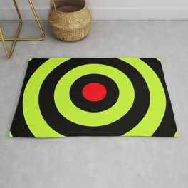 Target (Shooting) Rug