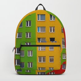 Architecture Geometry Backpack