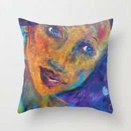 Tinuviel Throw Pillow