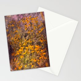 Yellow Jungle Stationery Cards