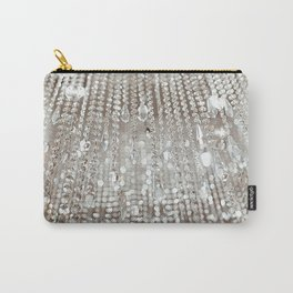 Crystals and Light Carry-All Pouch