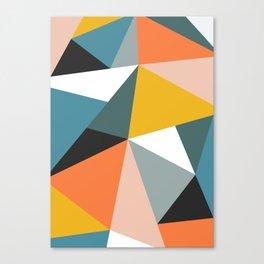 Modern Geometric 36 Leinwanddruck