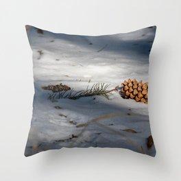 Seedling Throw Pillow