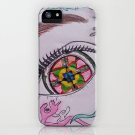 Meetings with Lucy iPhone Case