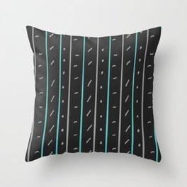 Black series 010 Throw Pillow