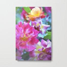 Rose 329 Metal Print