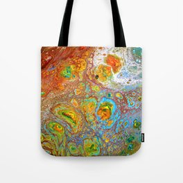 Sandy Shores of the Brain Reef Tote Bag