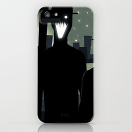 Visitors iPhone Case
