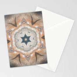 Bushfire Gum Medallion 6 Stationery Cards