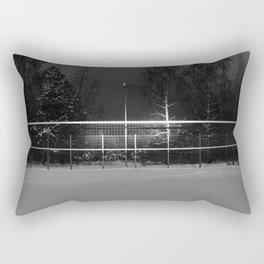 Winter Games Rectangular Pillow