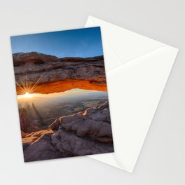 Mesa Arch  Stationery Cards