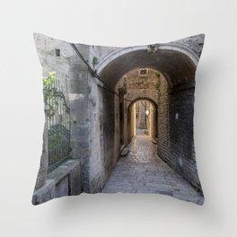 Sibenik 1.3 Throw Pillow