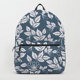 Leaves Pattern 7 Backpack