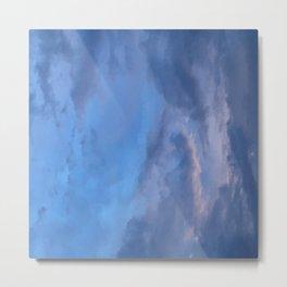 sky 002 Metal Print
