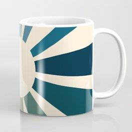 Retro Blossom Coffee Mug