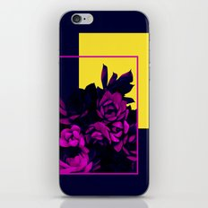 Neon Succulents #society6 #succulent iPhone Skin