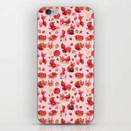 Foxberry Treats iPhone Skin