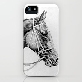 Ready to Run - Vaguely Noble (GB) iPhone Case