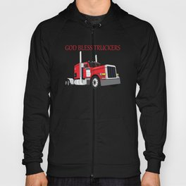 Nice Design Idea for truck drivers and female drivers Hoody