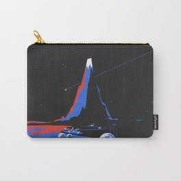 Asteroid Fly By Carry-All Pouch