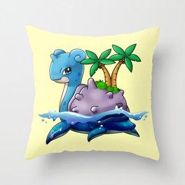 Lapradise Throw Pillow