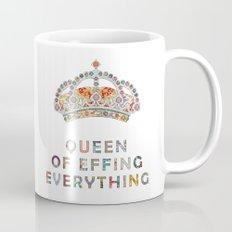 her daily motivation Coffee Mug