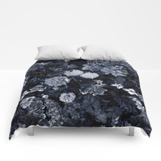 EXOTIC GARDEN - NIGHT VII Comforters