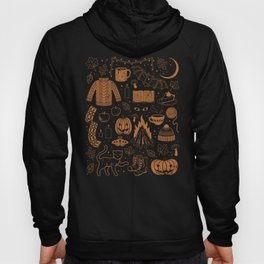 Autumn Nights: Halloween Hoodie