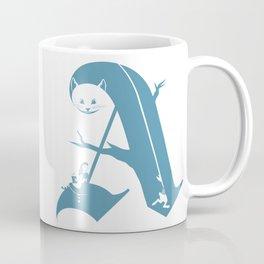 A is for Alice Coffee Mug