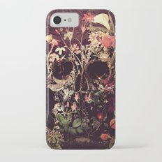 Bloom Skull iPhone 8 Slim Case