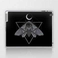 Occult Moth Laptop & iPad Skin