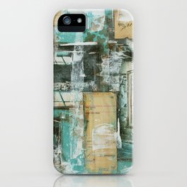 Abstract 01 iPhone Case