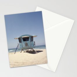 Lifeguard Tower #31 Stationery Cards