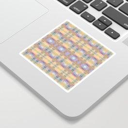 Windows cream Sticker