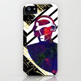 Daft Punk Art iPhone Case
