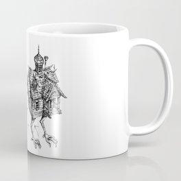 Baba Yaga's Hut Coffee Mug