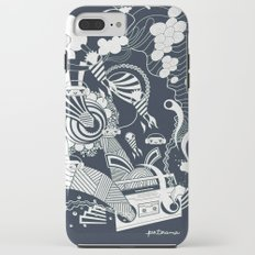 MUSIC iPhone 8 Plus Tough Case