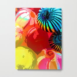 Acid Candy Metal Print