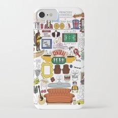 Collage iPhone 7 Slim Case