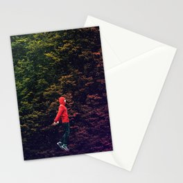 I know this shortcut through the stars Stationery Cards
