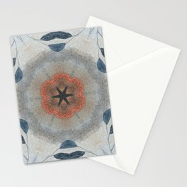 Bushfire Gum Medallion 10 Stationery Cards