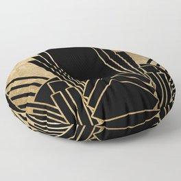Art deco design Floor Pillow