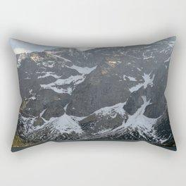 Snow in May Rectangular Pillow