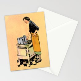 Saint Julia, Patroness of Kitchens Stationery Cards