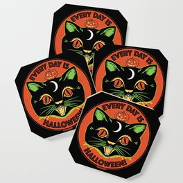 Every Day is Halloween Coaster