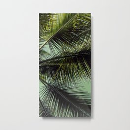 Tropical summer breeze Metal Print