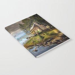Wildlife Landscape Notebook