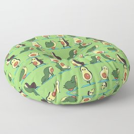 Avocado Yoga Floor Pillow