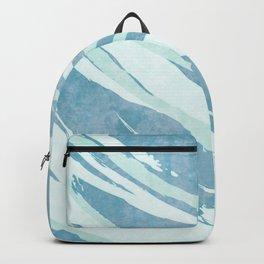 Aqua Waves Anxiety Backpack