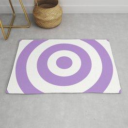 Target (Lavender & White Pattern) Rug